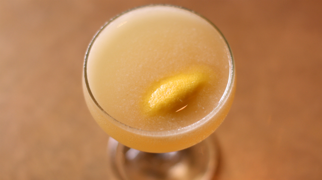 Scottish Pear Cocktail Recipe