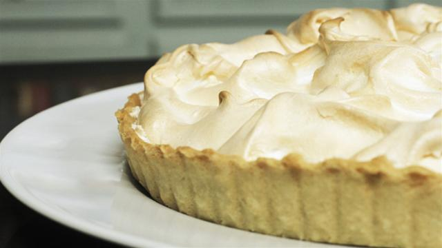 Lemon Curd Pie Recipe