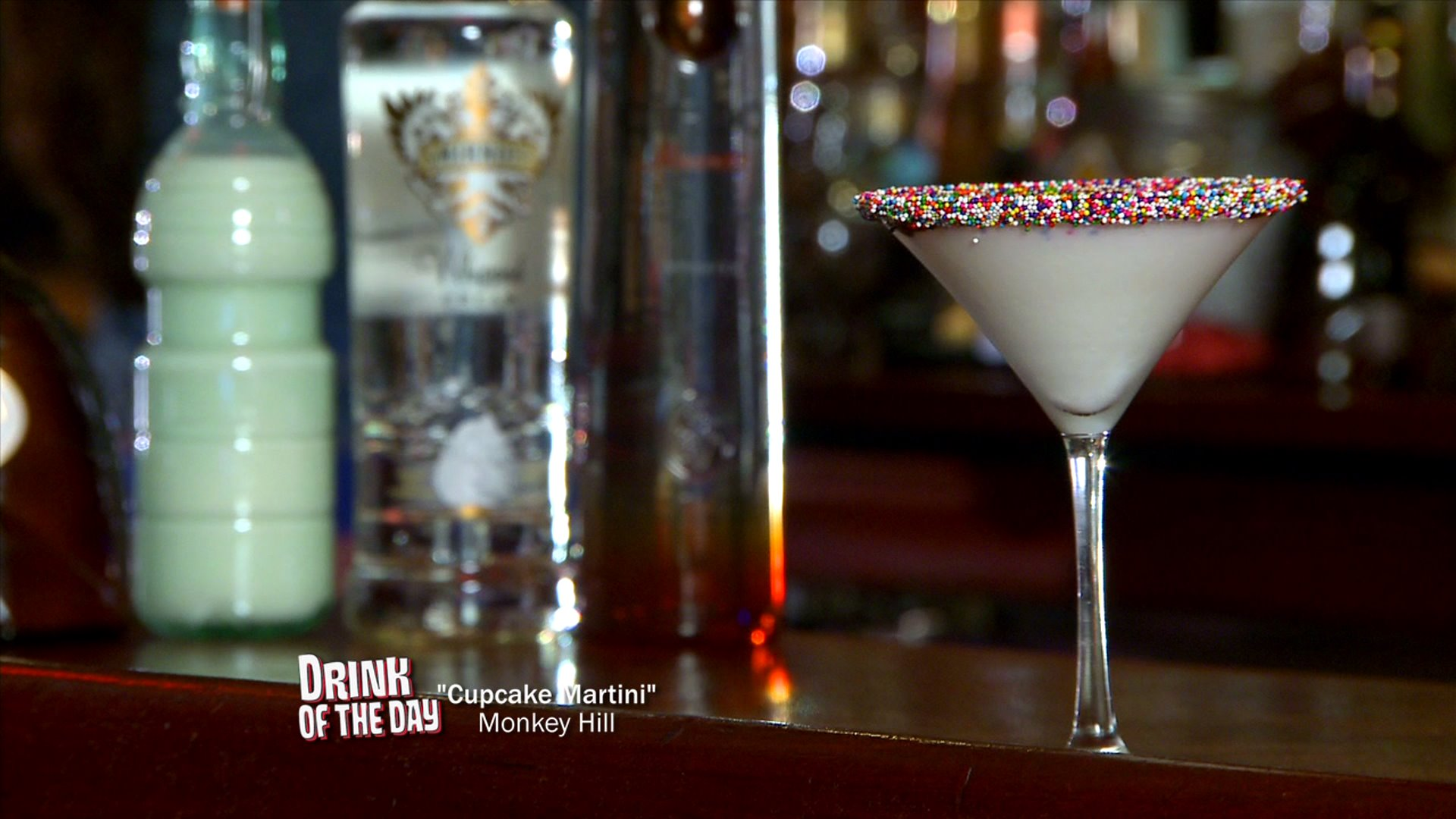 How to Make a Cupcake Martini
