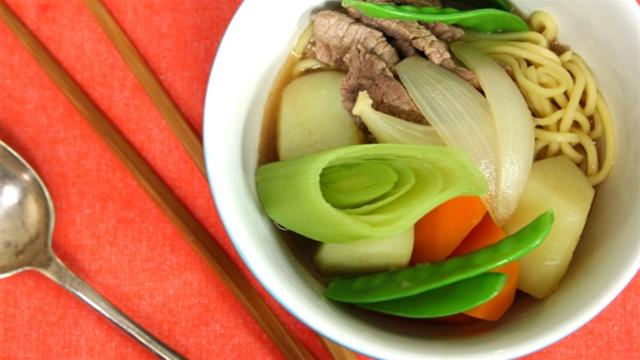 How to Make a Japanese Beef and Potato Stew
