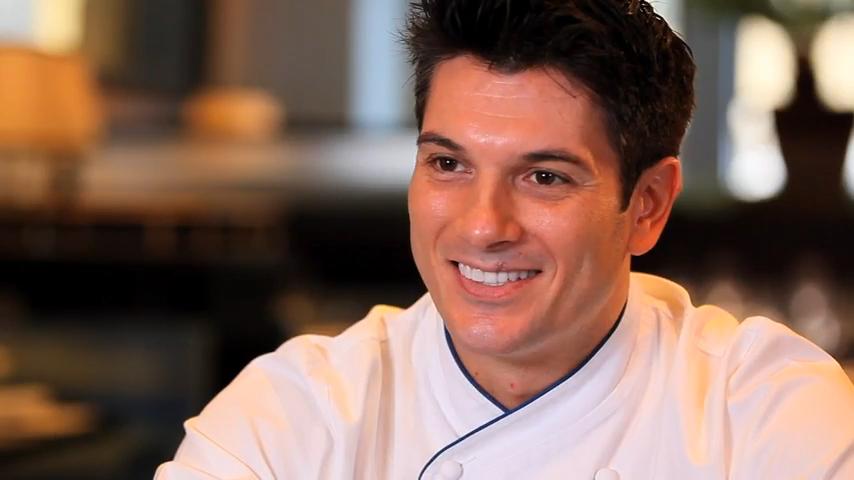 Portrait of a Chef: Alain Allegretti