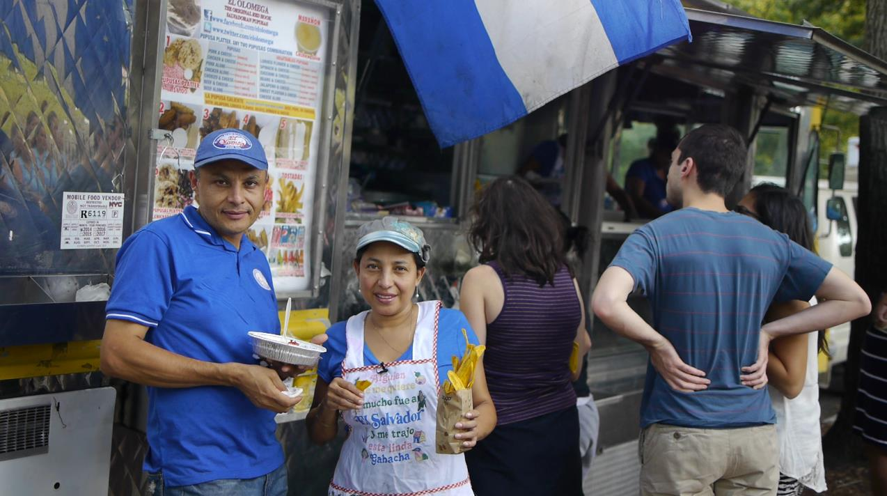 El Olomega: Putting Pupusas on the Map