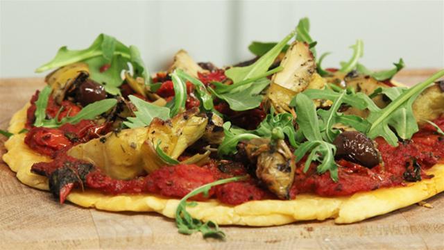 How to Make Homemade Gluten Free Pizza