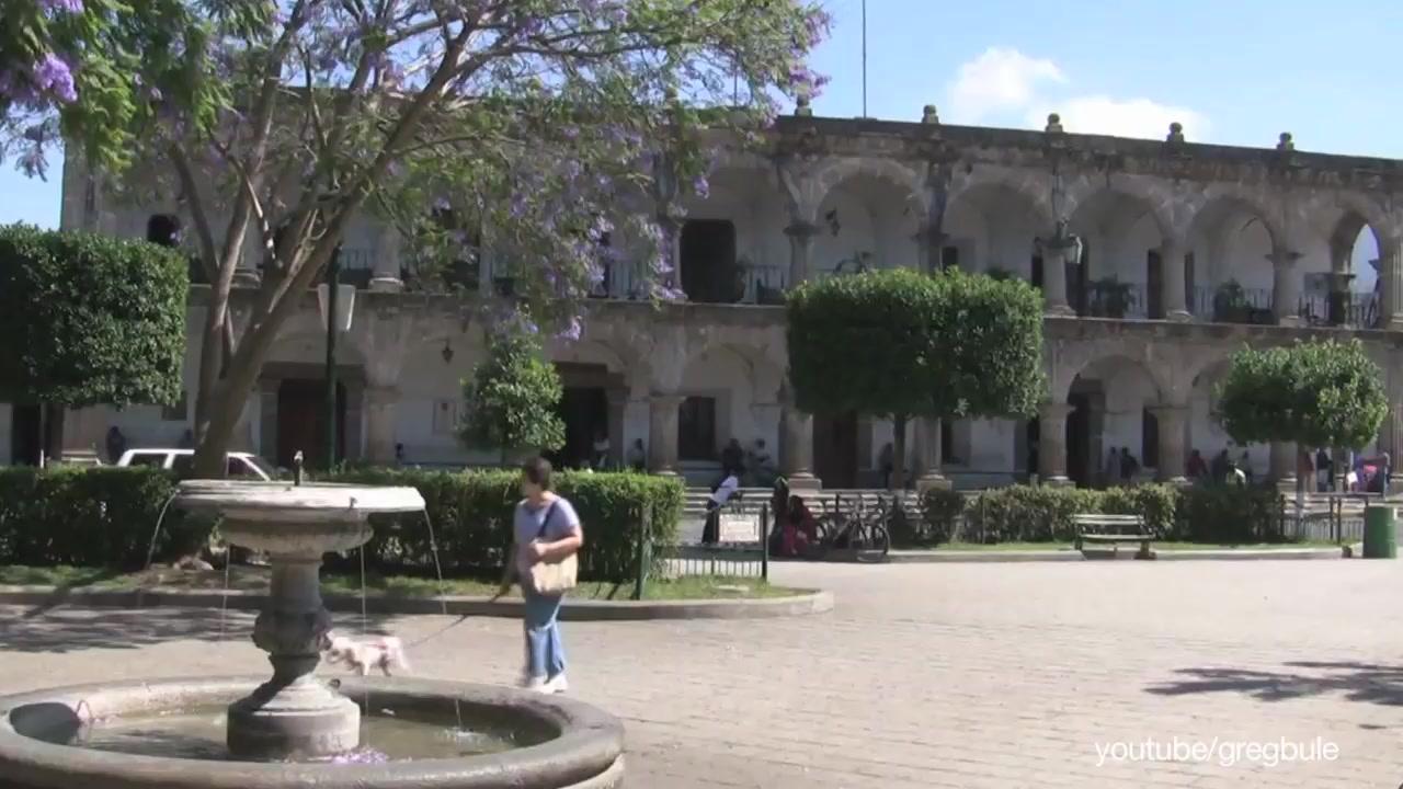 The Beautiful Town of Antigua Guatemala