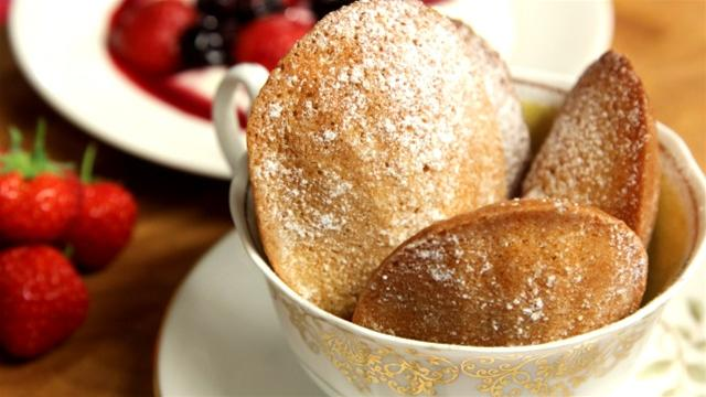 French Madeleines Recipe