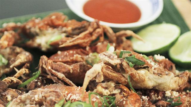 How to Make Vietnamese Soft Shell Crab