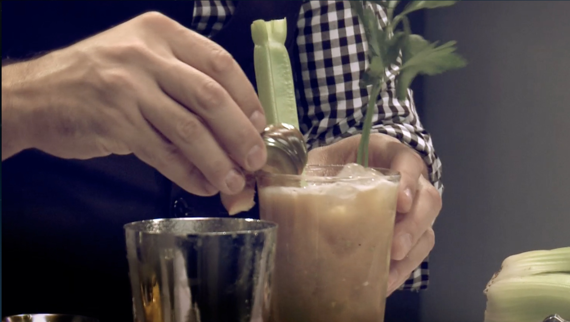 The Farmer's Market Bloody Mary Recipe