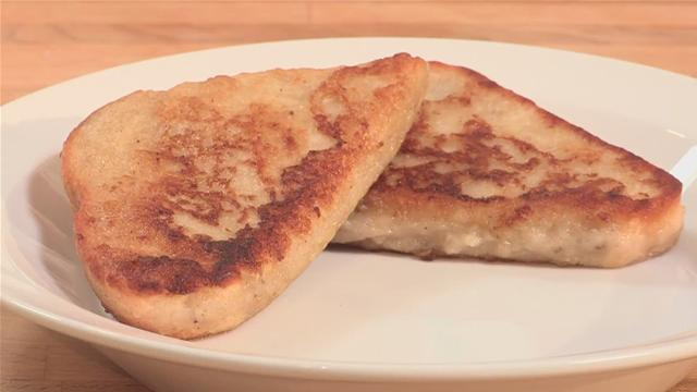 How to Make an Egg Free French Toast