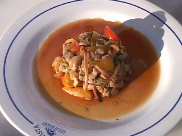 Dorado Ceviche Recipe