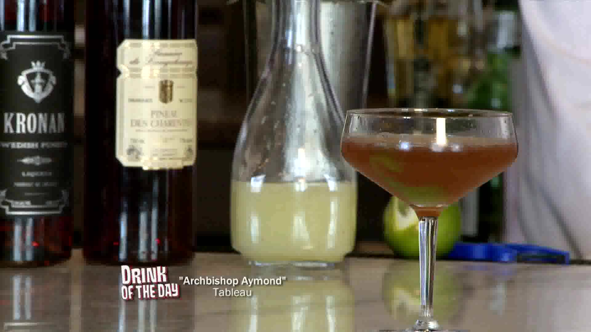 How To Make An Archbishop Aymond Cocktail