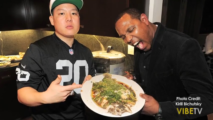 Chef Eddie Huang Celebrates the Chinese New Year With Hennessy Privilege