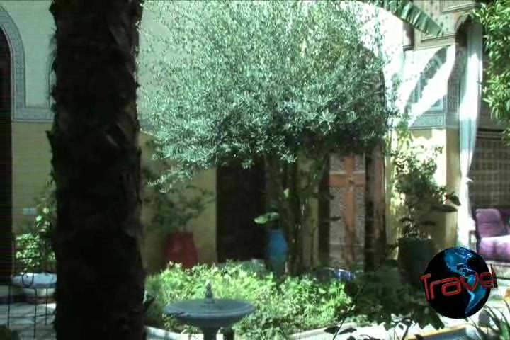 The Hidden Corners of Marrakesh City Center, Morocco