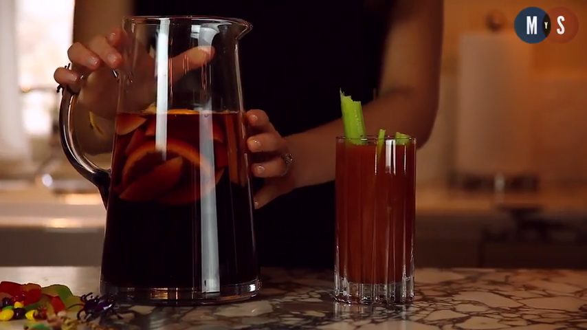 5 Festive Drinks For Your Halloween Party