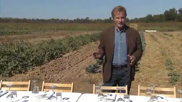 Organic Farming in Scott Arkansas