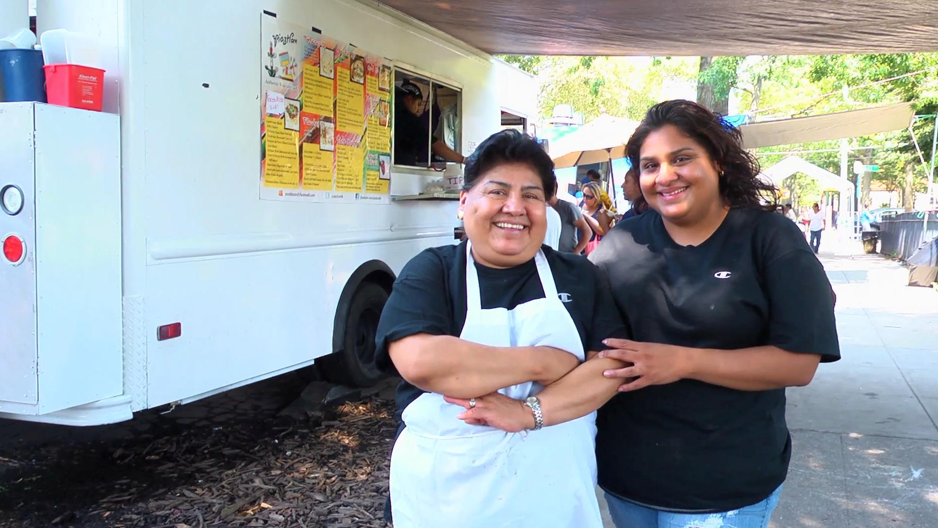 2012 NYC Vendy Awards Finalist: Piaztlan Authentic Mexican Food Truck
