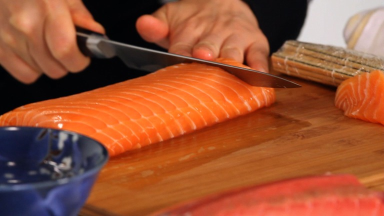 How to Pick Fish for Sushi