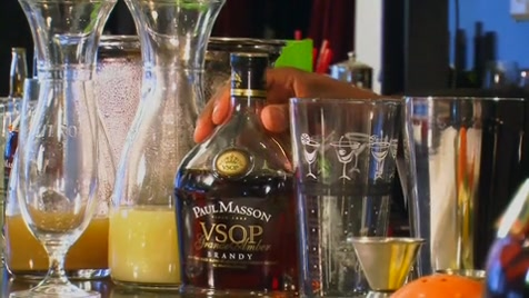 How to Mix Paul Masson's The Mule Cocktail