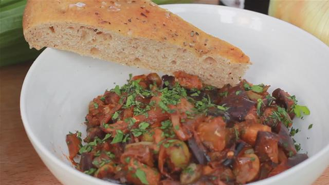 How to Make Sicilian Caponata