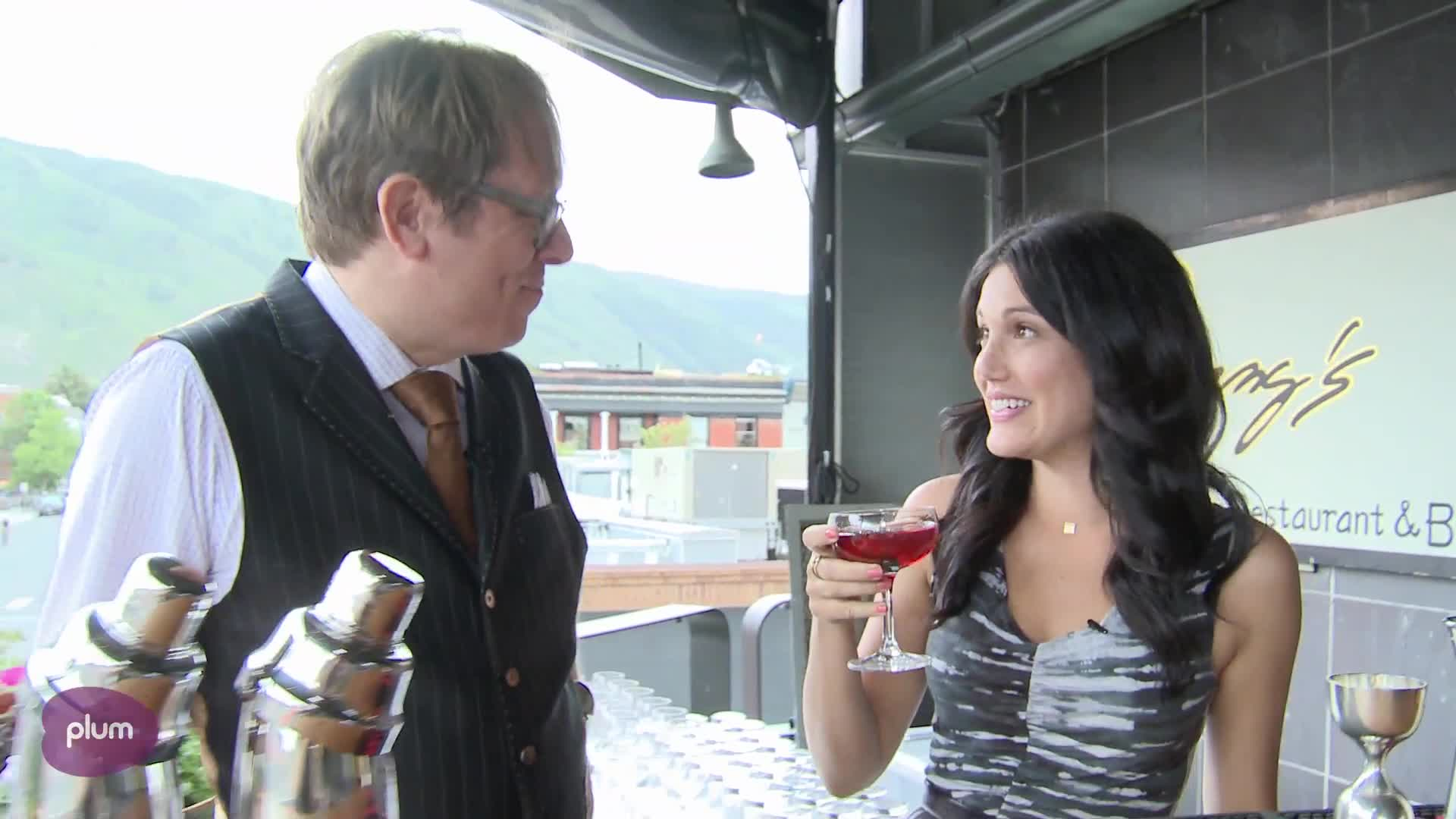 Making Pre-Prohibition Cocktails at the 2012 Food and Wine Classic in Aspen
