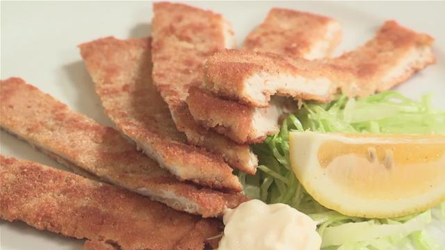 How to Make Chicken Escalope