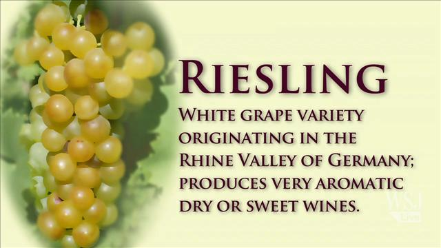 Riesling Wine Tasting with Lettie Teague