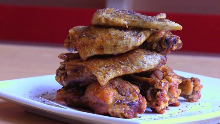 Kasadela Izakaya's Japanese Chicken Wings