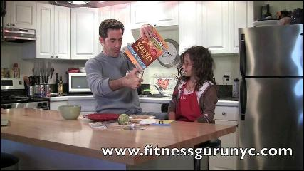 Eating Well With Michael and Elle: Portions
