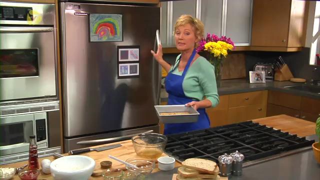 How to Make a Vegetarian Reuben Sandwich