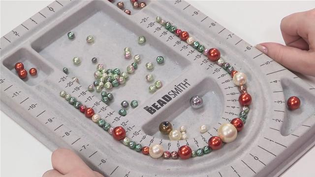 How to Use a Beading Board