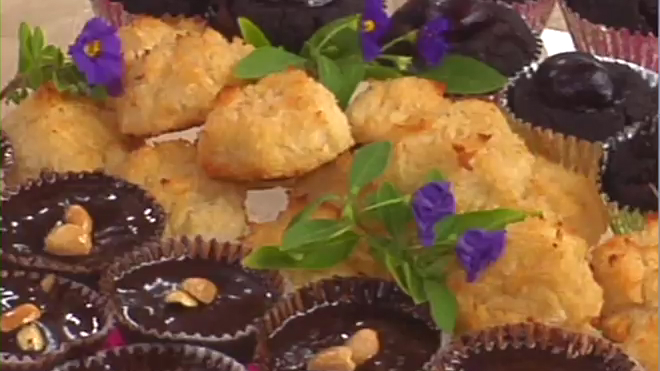 How to Make Gluten Free Coconut Macaroons