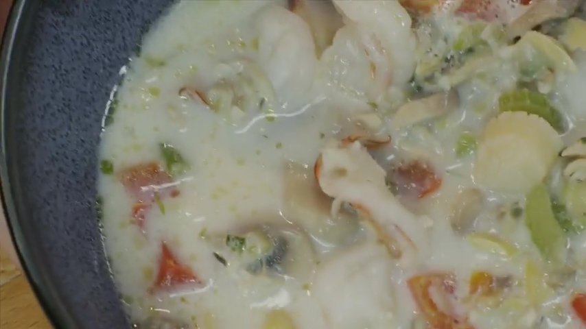 How to Make a Quick Seafood Chowder