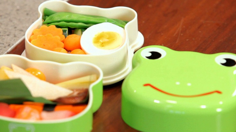 How to Prepare a Japanese Bento Box for Kids