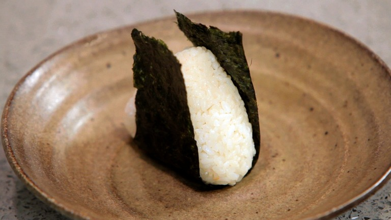 How to Make Onigiri - Japanese Rice Balls