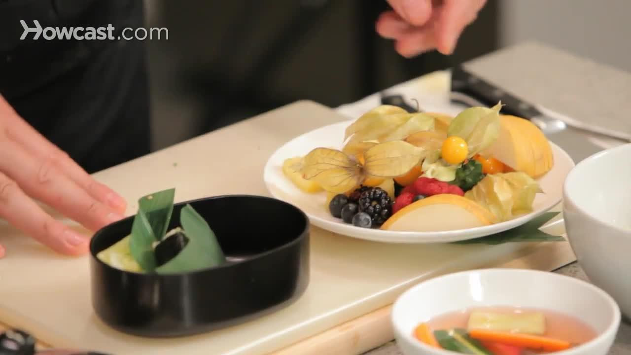 Vegetarian Japanese Bento Box Recipes