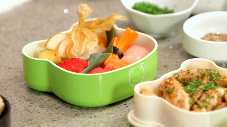 How to Put Together a Nutritious Bento Box
