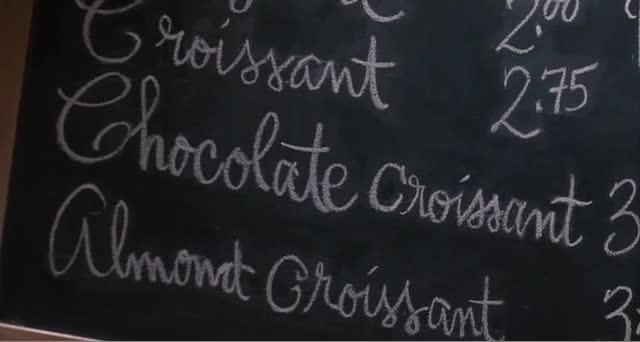 Meryl Streep And Steve Martin Make Chocolate Croissants