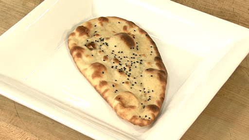 How to Make Naan Flat Bread