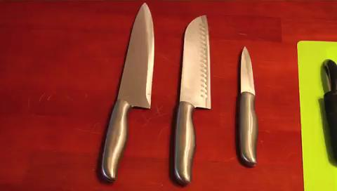 Kitchen Tools for Chopping and Peeling