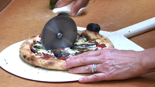 How to Make and Top a Pizza