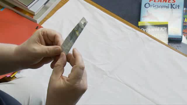 How to Fold Money into an Origami Shirt