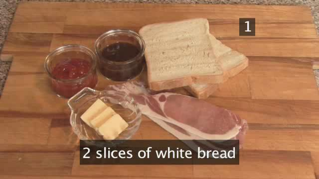 How to Prepare a Bacon Sandwich