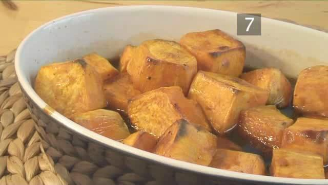 How to Cook Extra Sweet Thanksgiving Yams