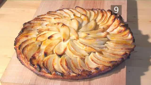 How to Do a Quick and Easy Crispy Apple Tart