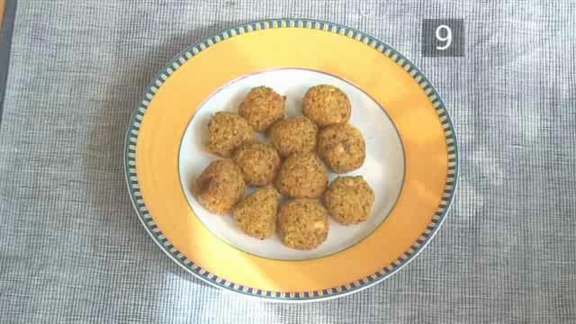 How to Make Traditional Falafel
