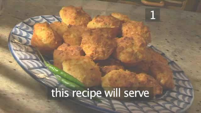 How to Bake Jalapeno and Cheese Cornbread Muffins