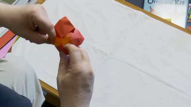 How to Create an Origami Lily