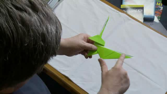 How to Make Origami Stem