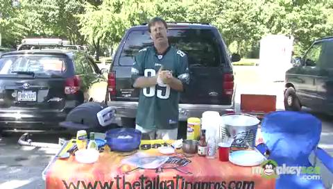 How to Make Tailgate Chicken Wings