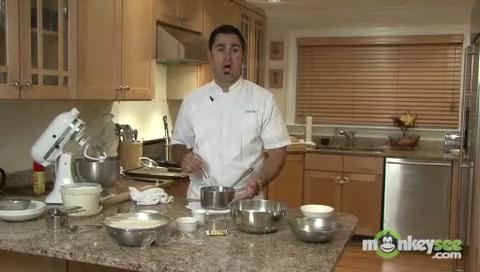 How to Prepare and Portion Buttermilk Beignets
