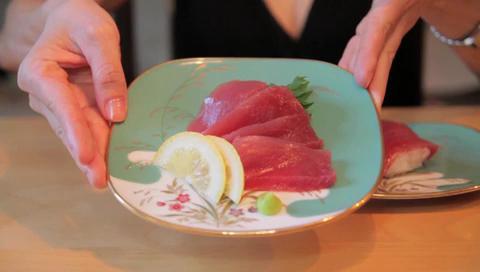 Sashimi Vs. Sushi